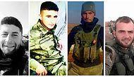 Her Biri Arkasında Yarım Kalan Bir Hikâye Bıraktı: El Bâb'da Şehit Olan Askerlerimiz...