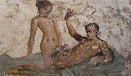 Pompeii'nin 50 Tonu: Antik Genelevdeki Erotik Resimler Şehrin Cinsel Sırlarını Açığa Vurdu!