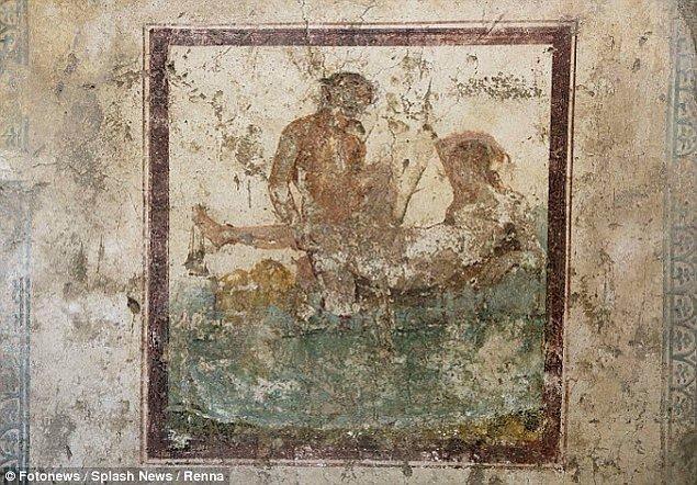 Roma'da fahişelik yasaldı ve imparatorluk, başta Yunanistan olmak üzere, egemenliği altında aldığı yerlerden erkek ve kadın köleler getiriyordu.