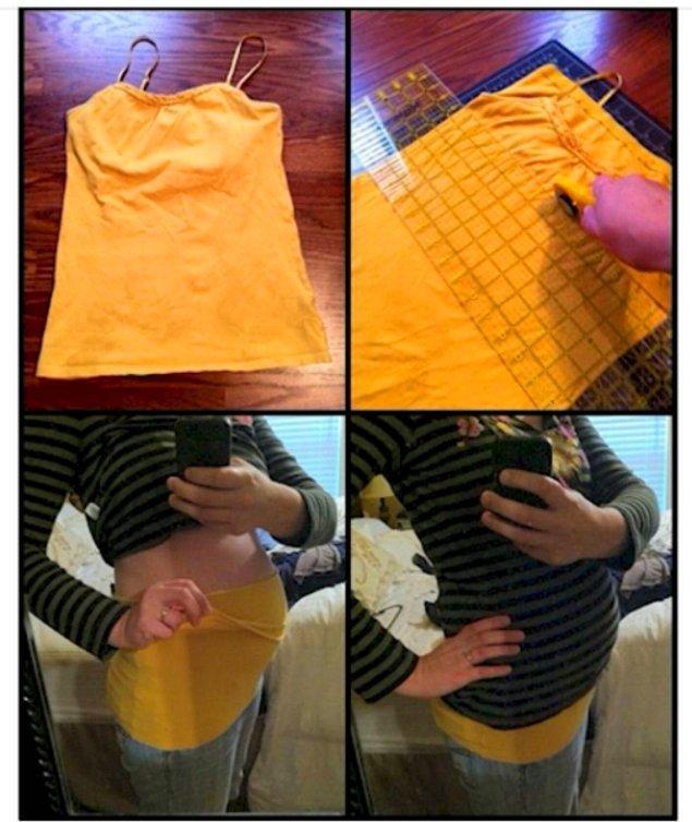 2. Eski kıyafetlerinizi dönüştürün masrafınızı azaltın.