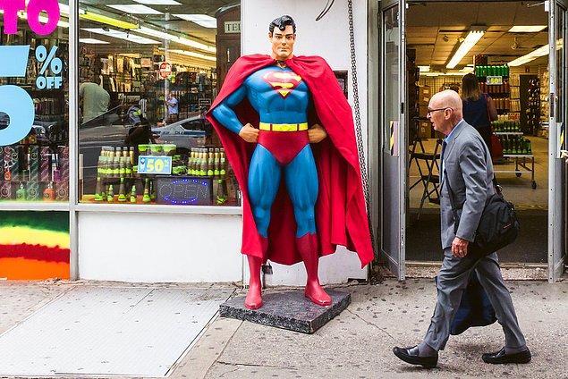 20. Superman & Lex Luthor