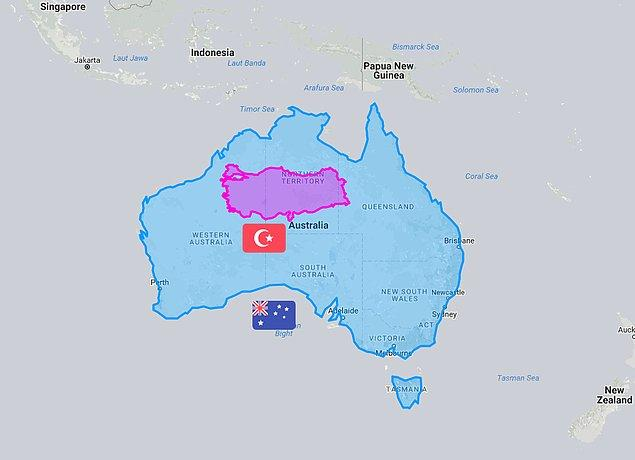 10. Avustralya ve Türkiye