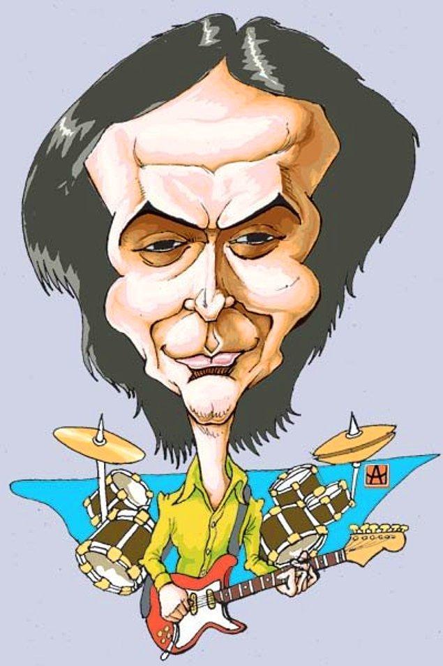 Türkiye'nin en iyi müzisyenlerinden biri