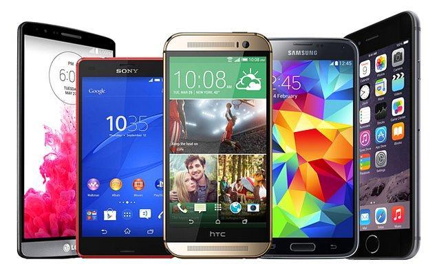2. Türkiye'de 73.2 milyon mobil abone bulunurken, bunların 41.5 milyonu akıllı telefon kullanıyor.
