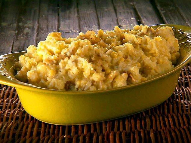 10. Kuru kuru patates püresi yemelere son!