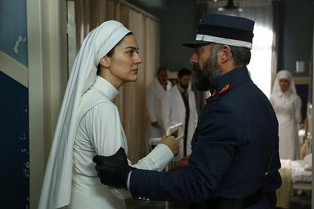 Yunan Subayı taklidi yapman, kadını sürekli kolundan sürüklemen gerektiği anlamına gelmiyor Cevdet Bey!