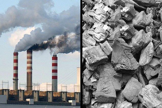 31. Karbondioksitin taşa hapsedilebileceği keşfedildi.
