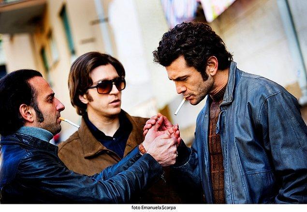 7. Romanzo criminale (2008) | IMDB: 7,2