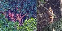 Amazonlarda Uygarlıktan Fersah Fersah Uzak Yaşayan Kabileyle Kurulan Büyüleyici İlk Temas