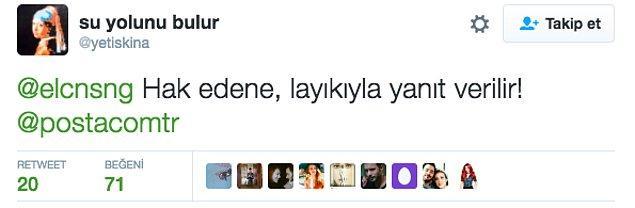 Twitter'dan haberi yapan gazeteye tepkiler devam ediyor.