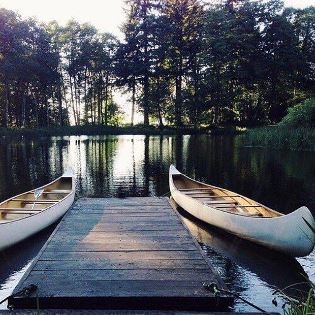 Dingin bir göl