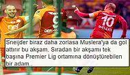 TT Arena'da Sneijder'in Gecesi! Galatasaray'ın Alanya Karşısında Farklı Kazanmasının Ardından Sosyal Medyaya Yansıyanlar