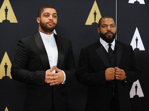 14. Ice Cube ve O'Shea Jackson Jr.