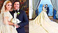 Türkiye'nin En Pahalı ve Şatafatlı Düğünü: Ağaoğlu Kızını 1 Milyon Liralık Gelinlikle Evlendirdi!