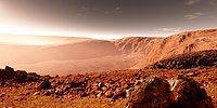 NASA Mars'ta 'Kaşık' Buldu