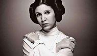 Star Wars'un Prenses Leia'sı Hayatını Kaybetti
