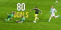 2016 Yılında Atılmış Birbirinden Muhteşem 80 Gol