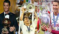 Futbola Cristiano Ronaldo Damga Vurdu! İşte Portekizli Yıldızın Muhteşem Yılı