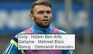 Fenerbahçe'nin Oleksandr Karavayev'i Transfer Etmesinin Ardından Sosyal Medyaya Yansıyanlar