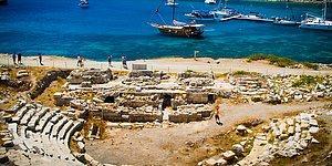 Dünya Kıskanır: Türkiye Topraklarında Bulunan Muazzam Güzellikteki 41 Antik Kent