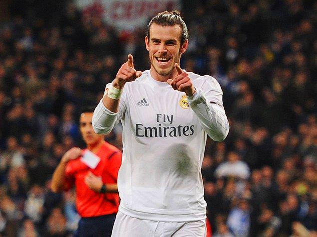 6. Gareth Bale / Galler