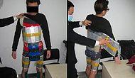 Görüp Görebileceğiniz En Acayip Kaçakçılık Denemelerine İmza Atıp Enselenmiş 18 Kişi
