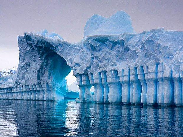 Antartika'yı keşfetmek