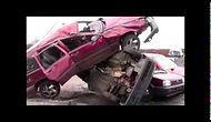 Volvo Nun Dayanıklıgı Amma Ne Saglam Araba Yapmıslar