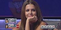 Poker'de 701.000 Dolarlık Blöf Çeken Kadın