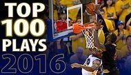 Basketbol Severler Toplaşın! NBA'de 2016 Yılının En İyi 100 Hareketi