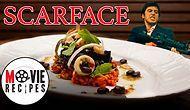 Scarface (Yaralı Yüz) Yemek Olsa Ne Olurdu?