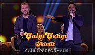 Ahmet Kural ve Murat Cemcir'den Muazzam 'Sie Liegt In Meinen Armen' Performansı