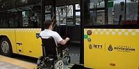 Engelli Yolcuya 'Binerken Sana Yardım Etmek Zorunda Değilim' Diyen İETT Şoförünün İşine Son Verildi