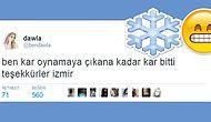 Kar Gören Masum İzmirlileri Tiye Alarak Kar Geyiği Çeviren 16 Kişi