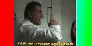 """Fatih Terim'in """"Taktik Maktik Yok"""" Sözlerine Bam Bam Girişen Sosyal Medyadan 14 Komik Caps"""