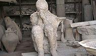 Lanetlenmiş Şehir Pompei