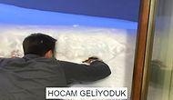 Marmara Üniversitesi'nde Sınavların Ertelenmesine Tepkisiz Kalamamış 12 Öğrenci