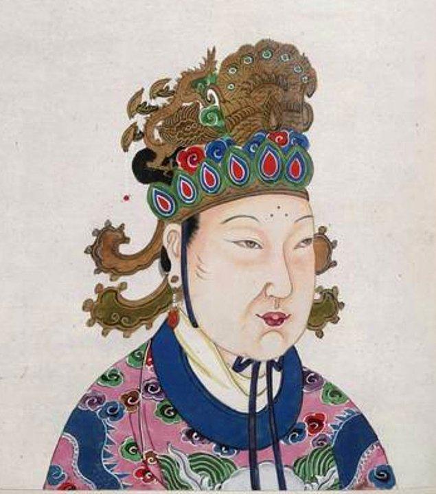 Wu Zetian'ın hükümdarlığı ondan önceki bütün kuralları alt üst etti. O, kadınların da bu tip yüksek makamlara gelebileceğini kanıtladı.