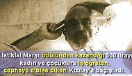 İstiklal Şairi Mehmet Akif Ersoy Hakkında Çoğunu İlk Kez Duyacağınız İlgi Çekici Detaylar