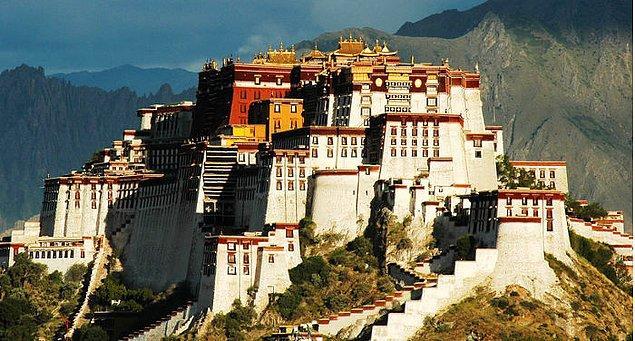 Tibet!