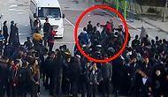 Antalya'da Öğrenciler İstiklal Marşı Sırasında Öğretmeni Dövdü