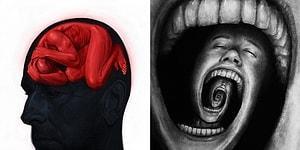 Depresyonun Nasıl Bir Şey Olduğunu Sanatla Anlatanlardan 29 Ürkütücü Çizim