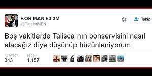 Kadife Ayak Talisca'nın Bonservisini Beşiktaş'a Aldırmaya Niyetli 15 Taraftar