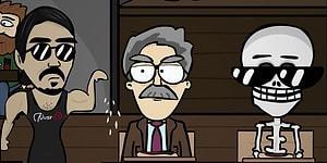 """Bütün Dünyayı Kasıp Kavuran """"Nusret"""" Çılgınlığı Yerli Animasyonda!"""