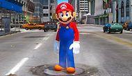 Mario, GTA'da Hayatta Kalabilir mi?
