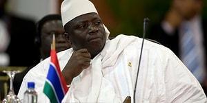 'Muasır Medeniyetlerde Bugün': Seçimi Kaybeden Gambiya Başkanı OHAL İlan Etti