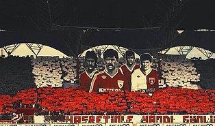Kırmızı-Beyaza, Siyahın Eklendiği Acı Gün! 20 Ocak Faciası'nın Üstünden 32 Yıl Geçti