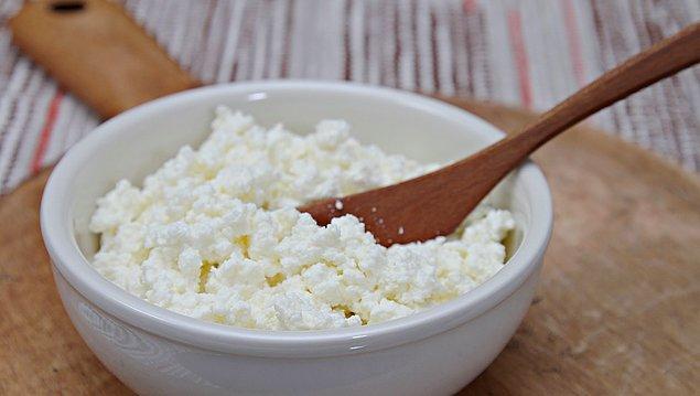 2. Sütten peynir yapın.
