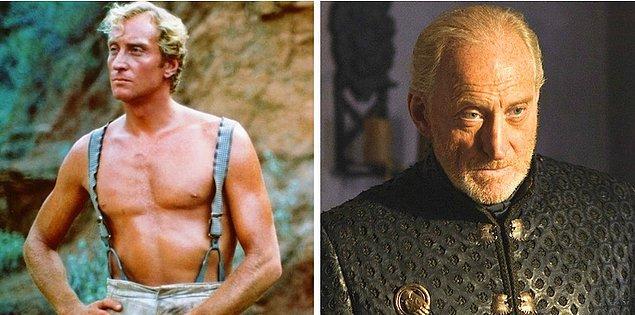 3. Charles Dance (Tywin Lannister), 1984 vs 2017