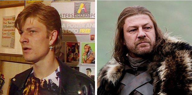 5. Sean Bean (Eddard Stark), 1984 vs 2017